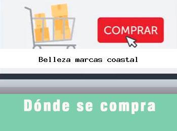 Donde se compra belleza marcas coastal
