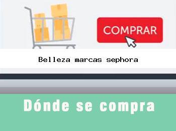 Donde se compra belleza marcas sephora