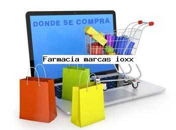 farmacia marcas ioxx
