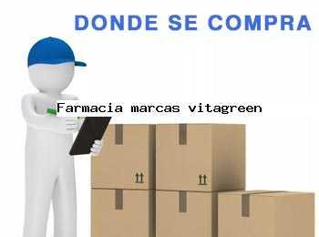 farmacia marcas vitagreen