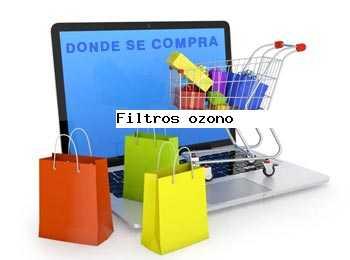 Donde se compra filtros ozono