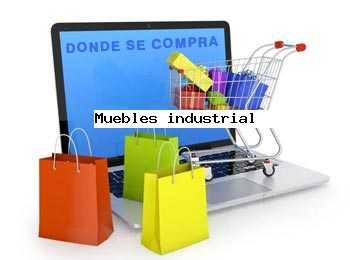 Donde se compra muebles industrial