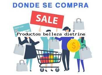 productos belleza dietrine