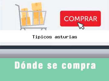 Donde se compra tipicos asturias