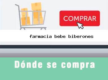 farmacia bebe biberones