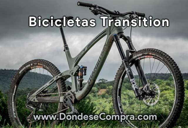 Donde se compra bicicletas transition