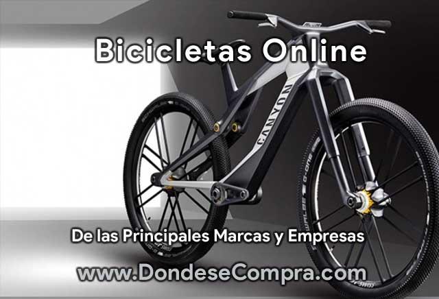 donde se compra bicicletas online