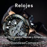 donde se compra relojes