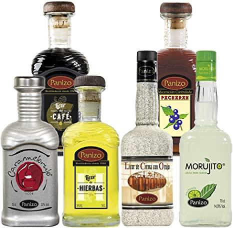 alimentos bebidas licores