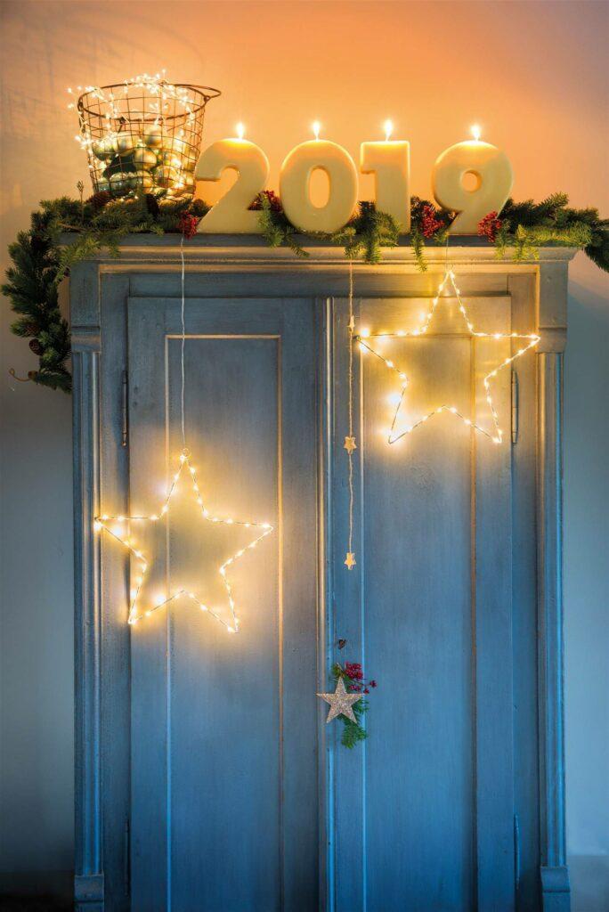 decoracion iluminacion luces navidad
