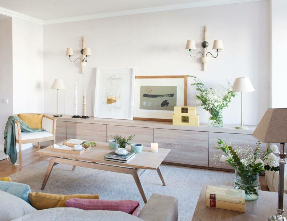 decoracion muebles mesas