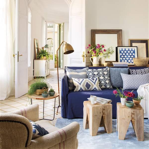 decoracion muebles taburetes