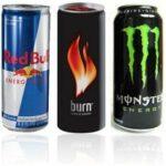 Energeticos bebidas