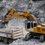 Maquinaria excavadoras