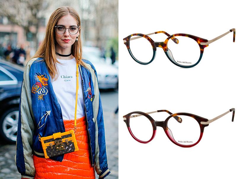 ropa gafas pedro del hierro