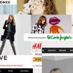 Tiendas de ropa por internet