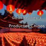 productos chinos