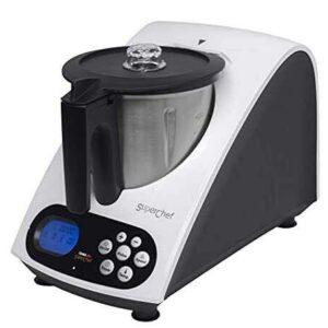 Superchef Robot de Cocina VA1500 Cook&MIx b00tpg0asc