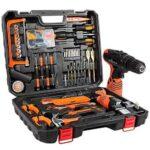 Letton Kit de herramientas con taladro b07y32q9lj