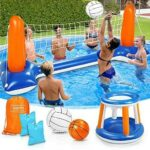 Jojoin Voleibol de Piscina de Verano Juego de b08qscwgq1