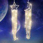 Bestcool Atrapasueños 2 piezas Moon Star Dream b08lz8zsgc