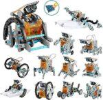 OFUN Juguete Robot Stem para niños 12 in 1 Robots Kit b085g6fdkb