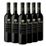 Pata Negra Reserva Vino Tinto D.O Valdepeñas Caja b01chrn7as